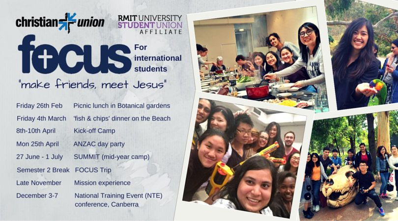FOCUS International Students
